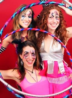 16029.Dance; Hula Hoopers