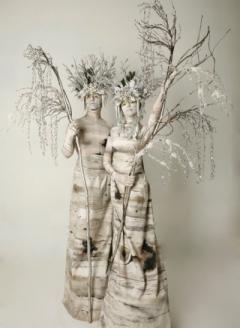 Winter Birch Tree Duo - Imgur