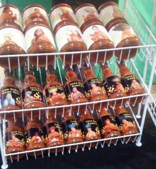 boston_party_entertainment_branded_games_PHOTO SALSA AND HOT SAUCE BOTTLES_3