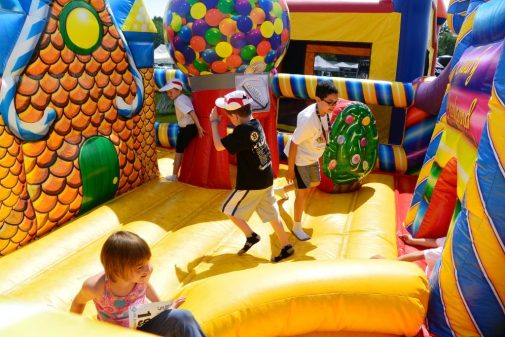 boston_party_entertainment_inflatables_Candy-Factory-Playland_2