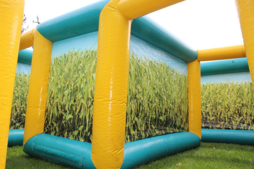 boston_party_entertainment_inflatables_Corn_Maze_Inflatable_2