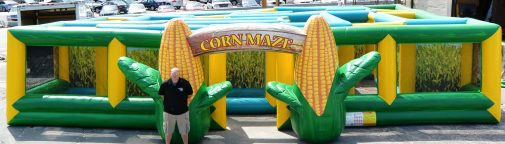 boston_party_entertainment_inflatables_Corn_Maze_Inflatable_3