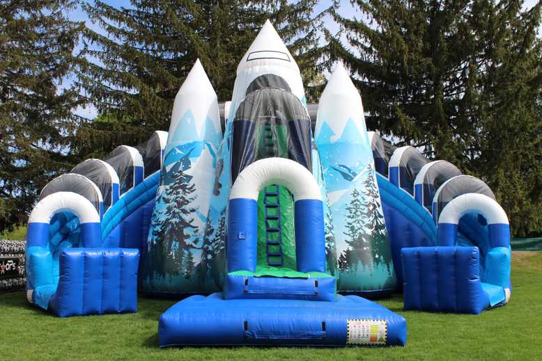 boston_party_entertainment_inflatables_EVEREST-CLIMB-SLIDE_1