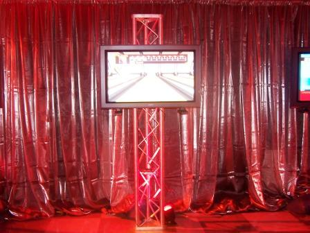 Video Game Station - Urban Circus Events