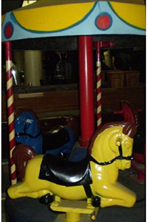 boston_party_entertainment_arcade_Kiddie Carousel_1