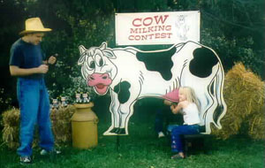boston_party_entertainment_carnival_picnic_games_cow_milking
