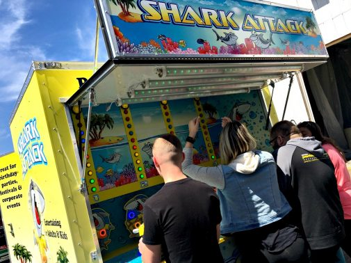 boston_party_entertainment_carnival_picnic_shark_attack_water_racer3