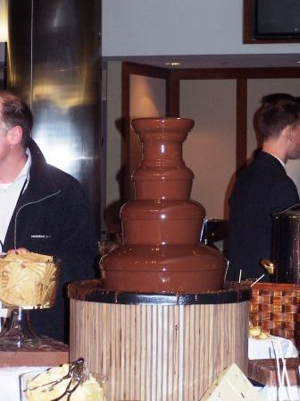 boston_party_entertainment_fun foods_Chocolate Fountain_1