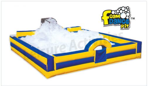 boston_party_entertainment_inflatables_Foam Dance Pit_2