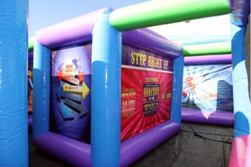 boston_party_entertainment_inflatables_Fun House Mazes_2