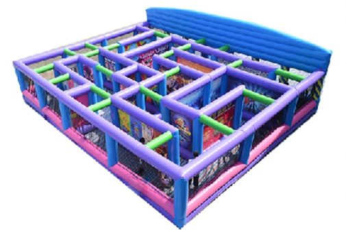 boston_party_entertainment_inflatables_Fun House Mazes_3