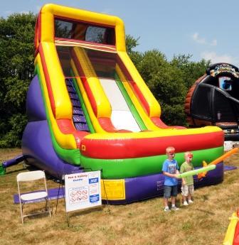 boston_party_entertainment_inflatables_GIANT SLIDE_1
