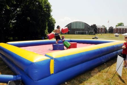 boston_party_entertainment_inflatables_GLADIATOR JOUST_2