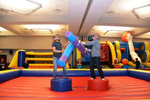 boston_party_entertainment_inflatables_GLADIATOR JOUST_3