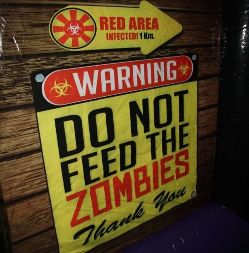 boston_party_entertainment_inflatables_Haunted Zombie Maze_2