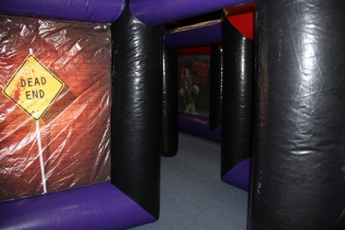 boston_party_entertainment_inflatables_Haunted Zombie Maze_3