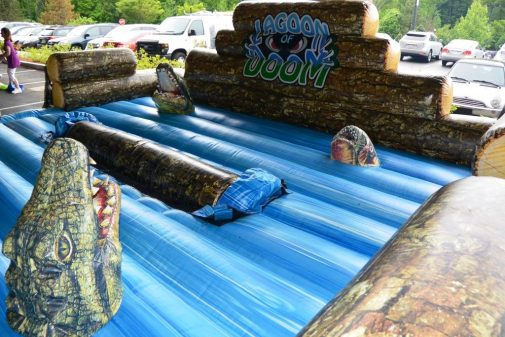 boston_party_entertainment_inflatables_LAGOON OF DOOM_2
