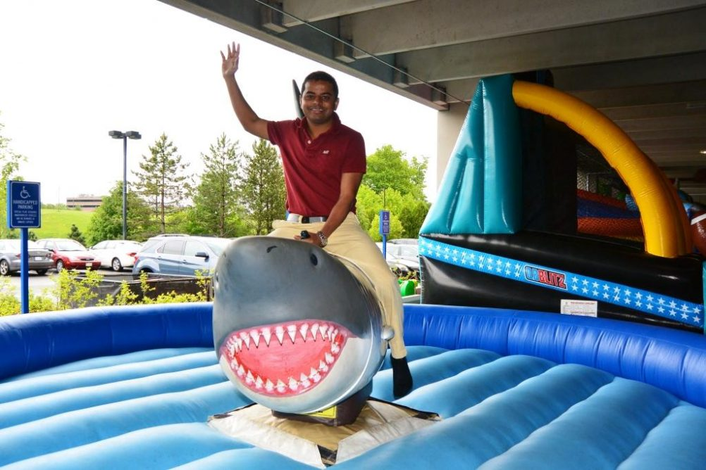 boston_party_entertainment_inflatables_Mechanical Shark_1