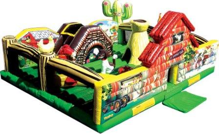 boston_party_entertainment_inflatables_My Little Farm_1
