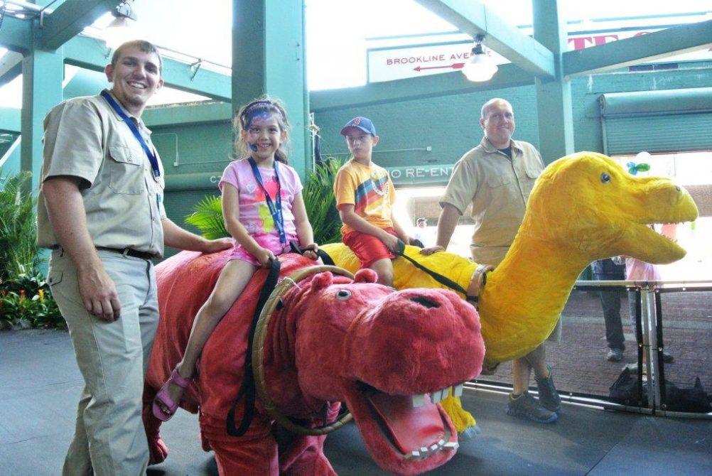 boston_party_entertainment_inflatables_Safari Ride Along - 4 Animals_1