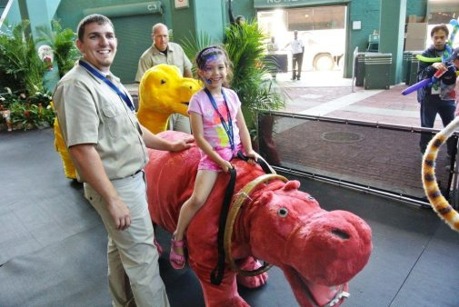 boston_party_entertainment_inflatables_Safari Ride Along - 4 Animals_3