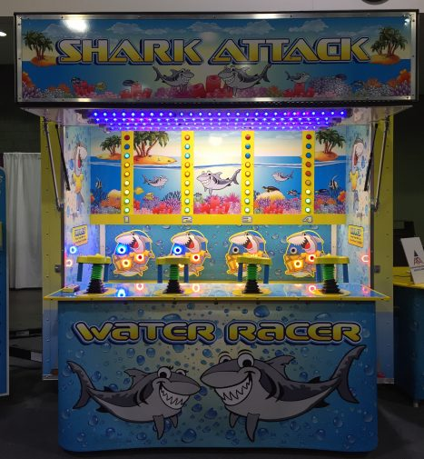 boston_party_entertainment_inflatables_Shark Attack Water Racer_2