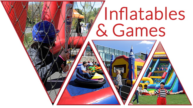 Inflatables & Games