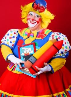 16014.Clown (female)