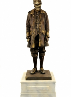 Colonial Skeleton Male - Imgur-1