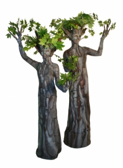 Green Maple Tree Duo - Imgur