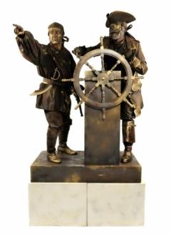 Pirates with Ship's Wheel - Imgur