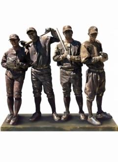 Vintage Baseball Player Team - Imgur-1