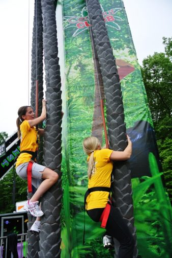 boston_party_entertainment_inflatables_Coconut Tree Climb_2