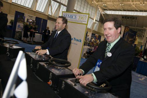 Virtual Reality & High Tech - boston_party_entertainment_virtual_reality_tech_micro_reality_car_racing2