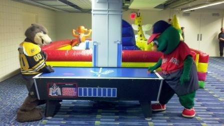boston_party_entertainment_arcade_Air Hockey_2