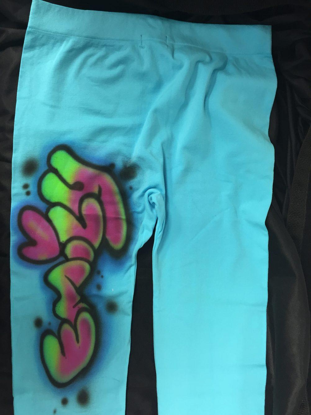 boston_party_entertainment_arcade_Airbrush Leggings_1