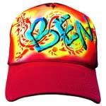 boston_party_entertainment_arcade_Airbrush Trucker Hats (100 Pieces)_2