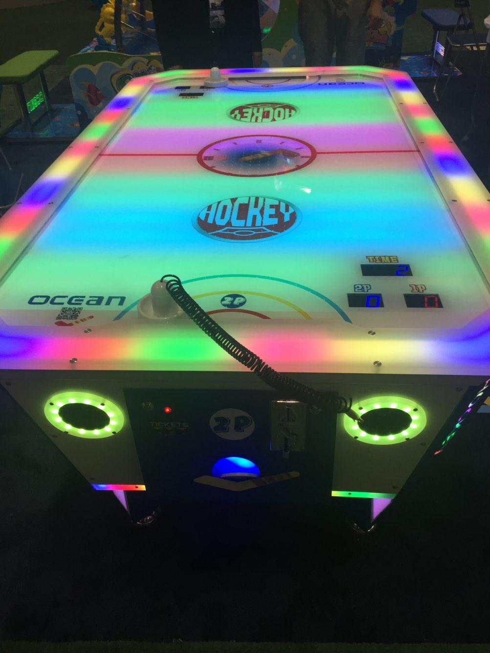 boston_party_entertainment_arcade_Led Air Hockey_3