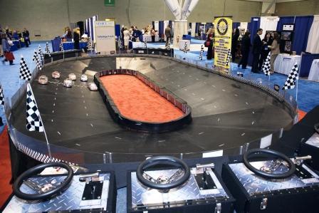 boston_party_entertainment_arcade_Micro Reality Car Racing_1