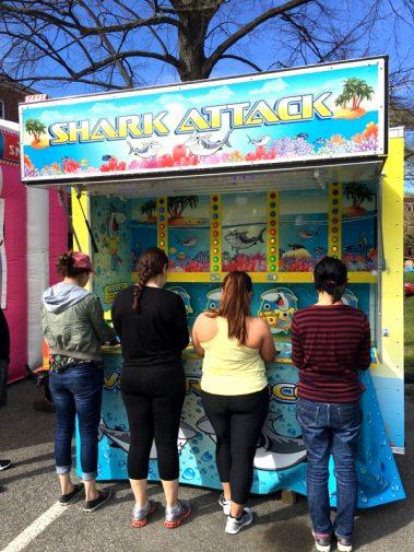 boston_party_entertainment_arcade_Shark Attack Water Racer_1