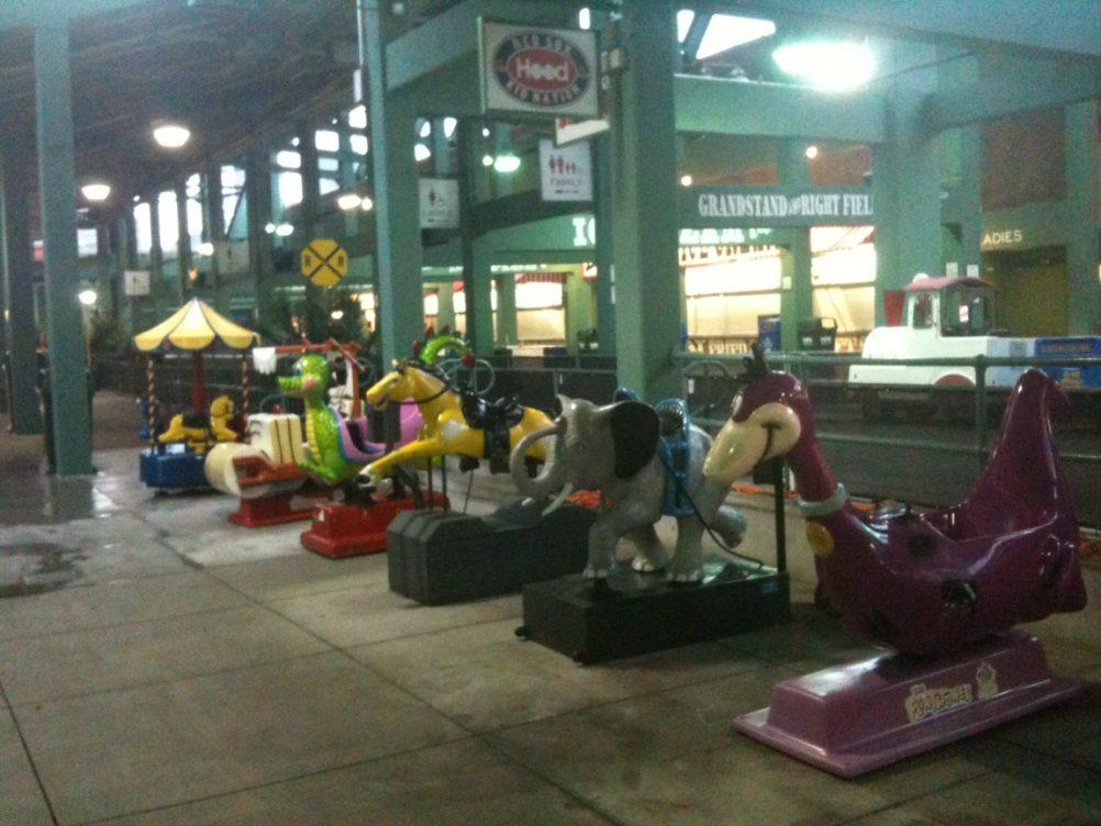 boston_party_entertainment_arcade_Vintage Kiddie Rides_1