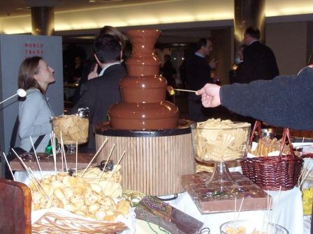 boston_party_entertainment_fun foods_Chocolate Fountain_2
