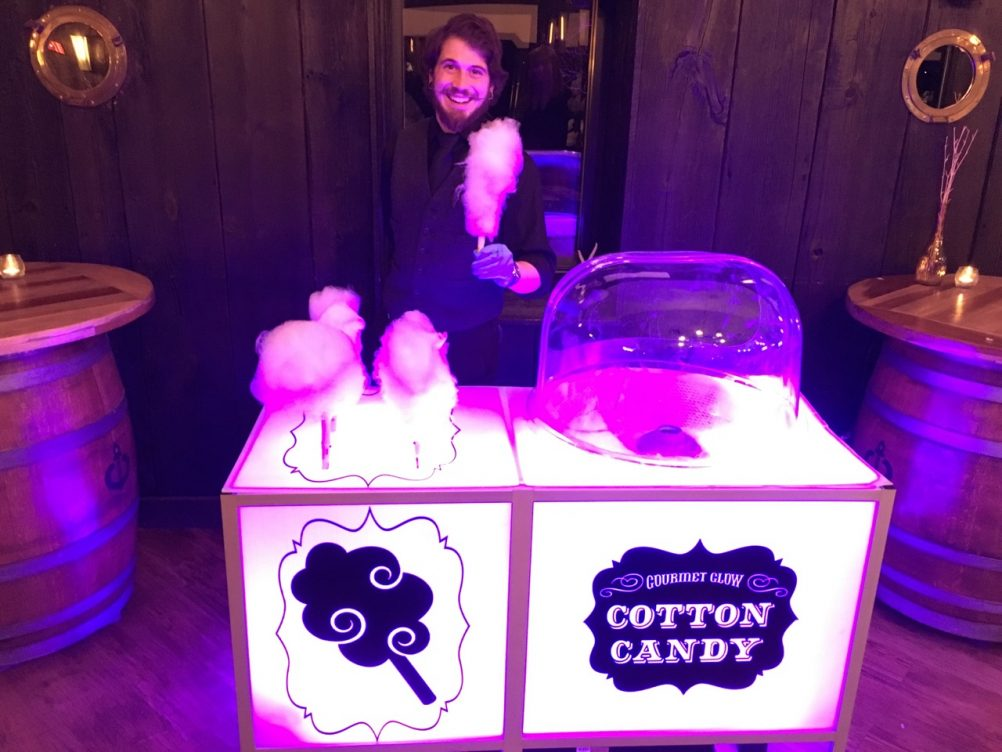boston_party_entertainment_fun foods_Glow Cotton Candy :150 Cones_1