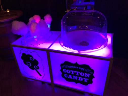 boston_party_entertainment_fun foods_Glow Cotton Candy :150 Cones_3