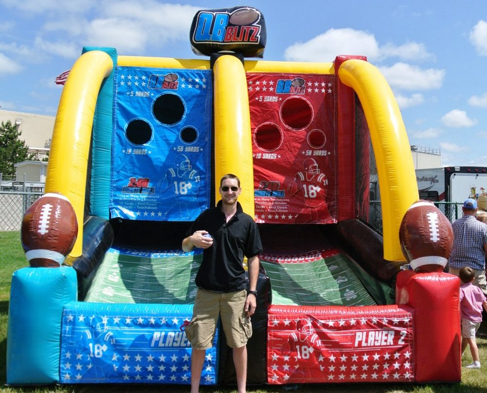 boston_party_entertainment_inflatables_Qb Blitz_1