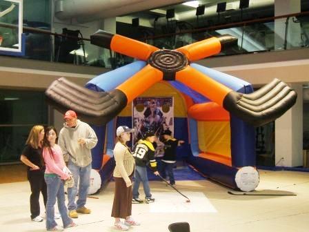 boston_party_entertainment_inflatables_Slap Shot Hockey_2