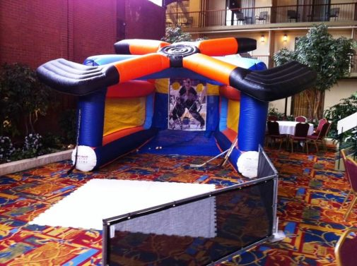 boston_party_entertainment_inflatables_Slap Shot Hockey_3